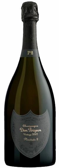 2002 Dom Pérignon Plénitude P2
